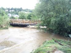 Hochwasser Nims